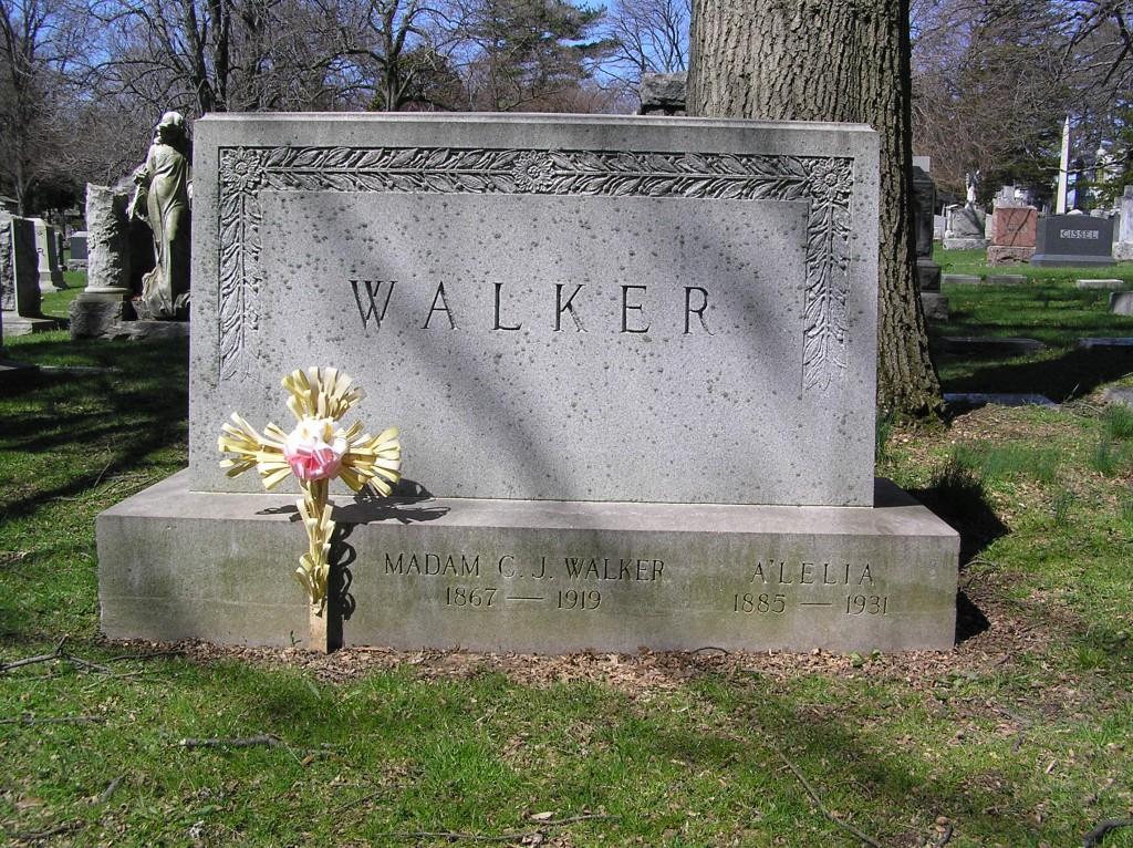 La tumba de Madam C. J. Walker